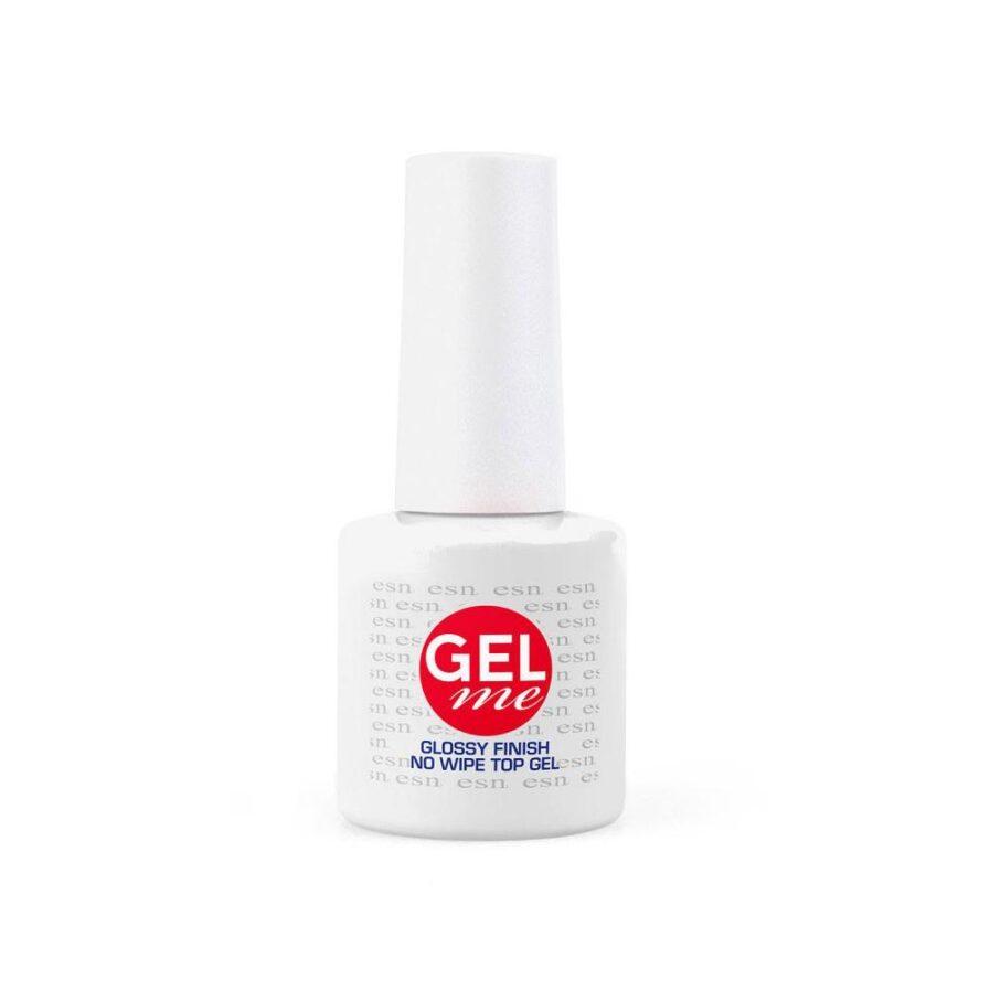 ESN Glossy Finish viršutinis gelinio lako sluoksnis be lipnumo
